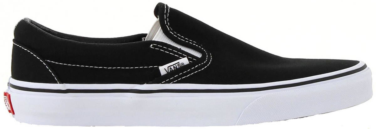 Vans tennarit Classic slip-on musta - Tennarit - 118480 - 1 7a8b402ed5