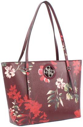 Guess laukku viininpunainen - Käsilaukut - 122760 - 1 4da0be26c7