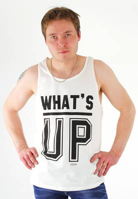 Hihaton T-paita Jack&Jones Type whats up - T-Paidat - 111850 - 1
