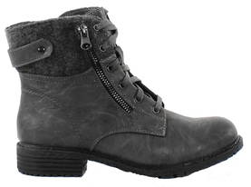 Migant Ankle boots A920-111 grey - Ankle boots - 117020 - 1