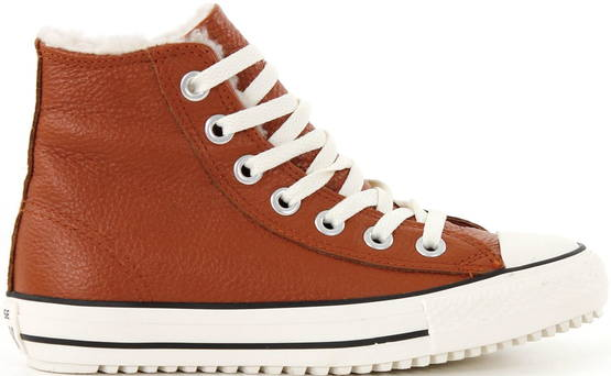 Converse All Star Boot leather konjakki - Tennarit - 112870 - 1