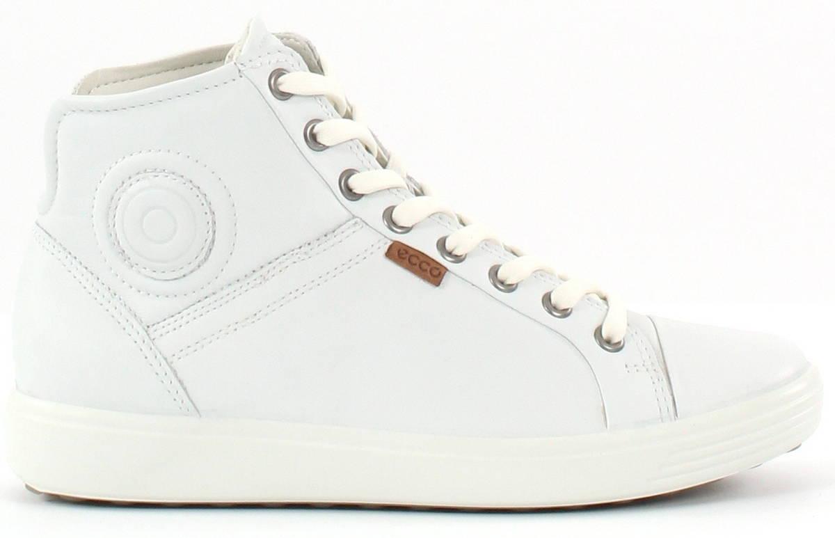 Ecco tennarit Soft 7 valkoinen - Stiletto.fi verkkokauppa 59b557f250