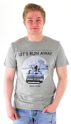 Jack & Jones Road Trip t-Paita - T-Paidat - 116301 - 1