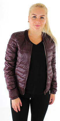 Only Tahoe contrast bomber Takki - Kevyttoppatakit - 116951 - 1