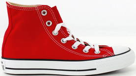 Converse All Star Hi punainen - Tennarit - 113261