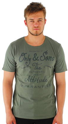 Only&Sons T-paita Sons o-neck - T-Paidat - 112591
