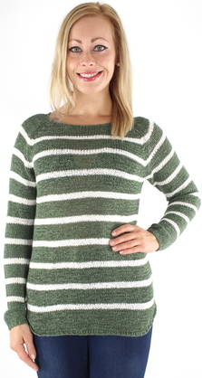 Only Neule Tappy Stripe - Neuleet - 119271 - 1
