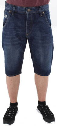 Jack&Jones Shortsit Caden blue denim - Shortsit ja Caprit - 118851 - 1