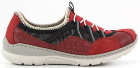 Rieker kävelykengät L3256-33 punainen - Kävelykengät - 120971 - 1 01d5248f81