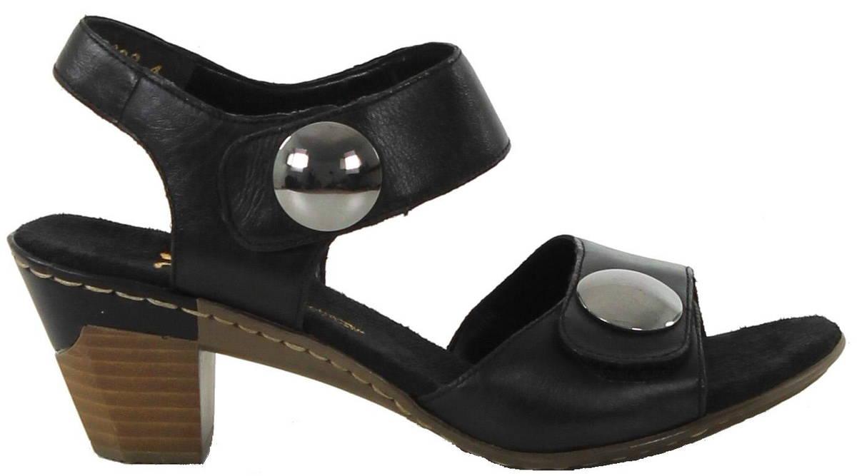 Rieker sandaalit 67369-00 musta - Stiletto.fi verkkokauppa ee38967fa0