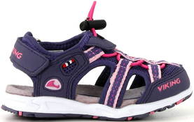 Viking Sandaalit Thrill purple/pink - Sandaalit - 116202