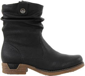 Rierker Ankle boots 79681-00 black - Ankle boots - 116492 - 1
