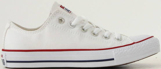 Converse All Star Canvas Ox l.valkoinen - Tennarit - 115982 - 1
