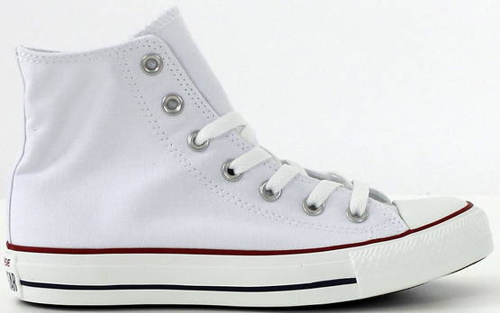 Converse All Star canvas Hi valkoinen - Tennarit - 111012 - 1