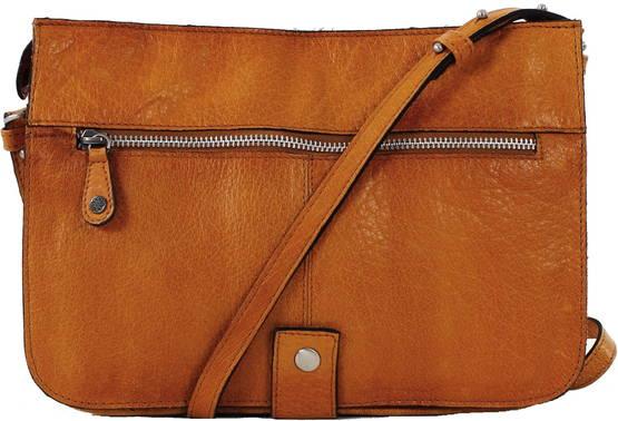 Olkalaukku Esprit : Pieces olkalaukku loa leather cross stiletto fi verkkokauppa