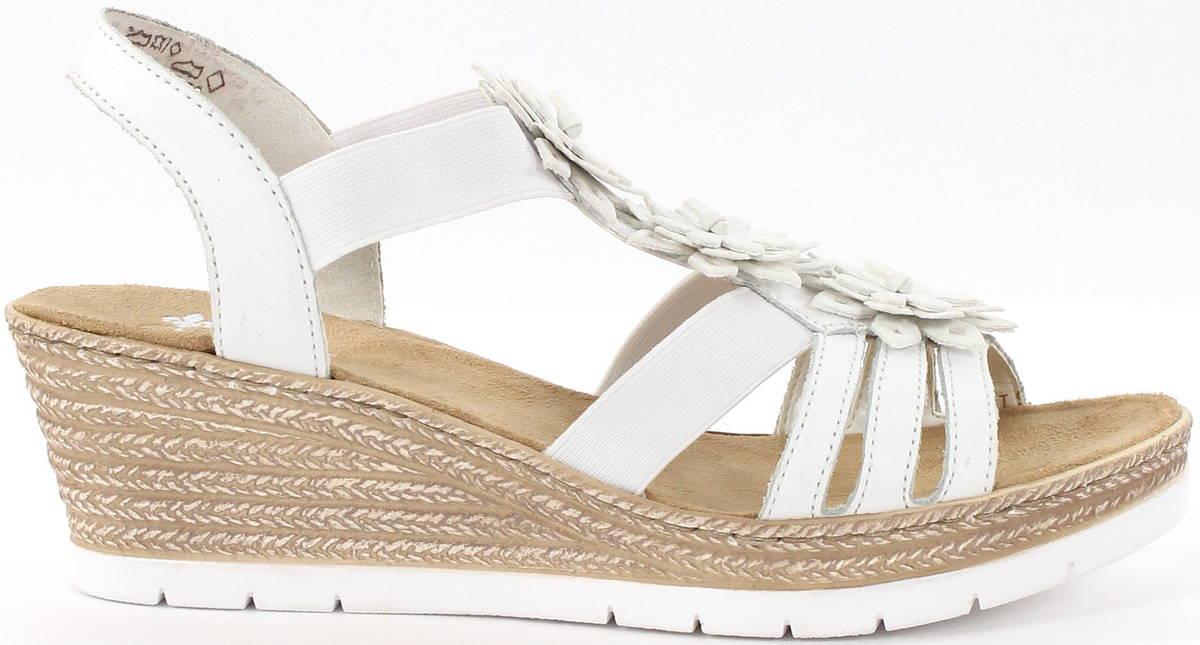 Rieker sandaalit 61949-80 valkoinen - Stiletto.fi verkkokauppa 8ed07ace0d