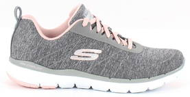 Tennarit Skechers harmaa - Tennarit - 123183 - 1