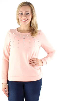 Vero Moda Collegetröja Pearl - Långärmade skjortor - 119803 - 1