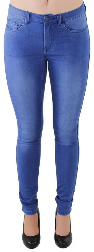 Legginsit Pieces Just jute r.m.w denim - Legginsit - 111573 - 1