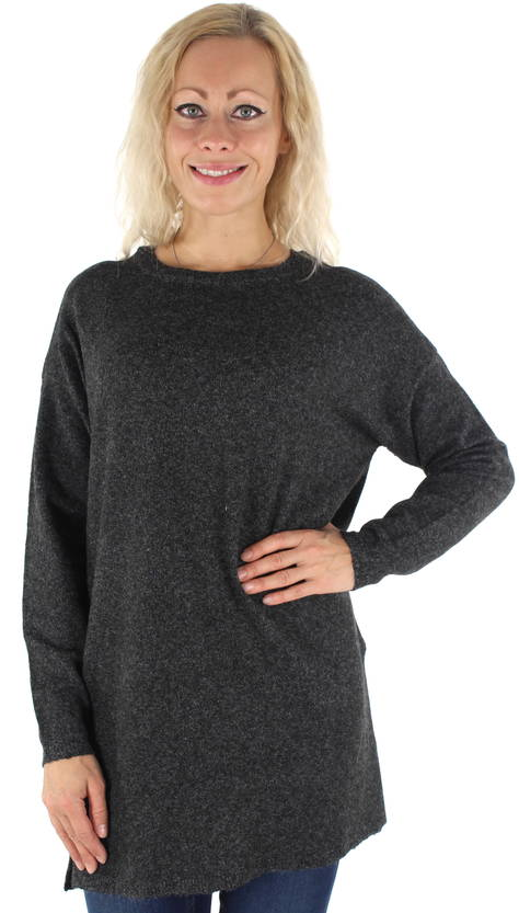 Vero Moda Neule Brilliant o-neck long - Neuleet - 121883 - 1
