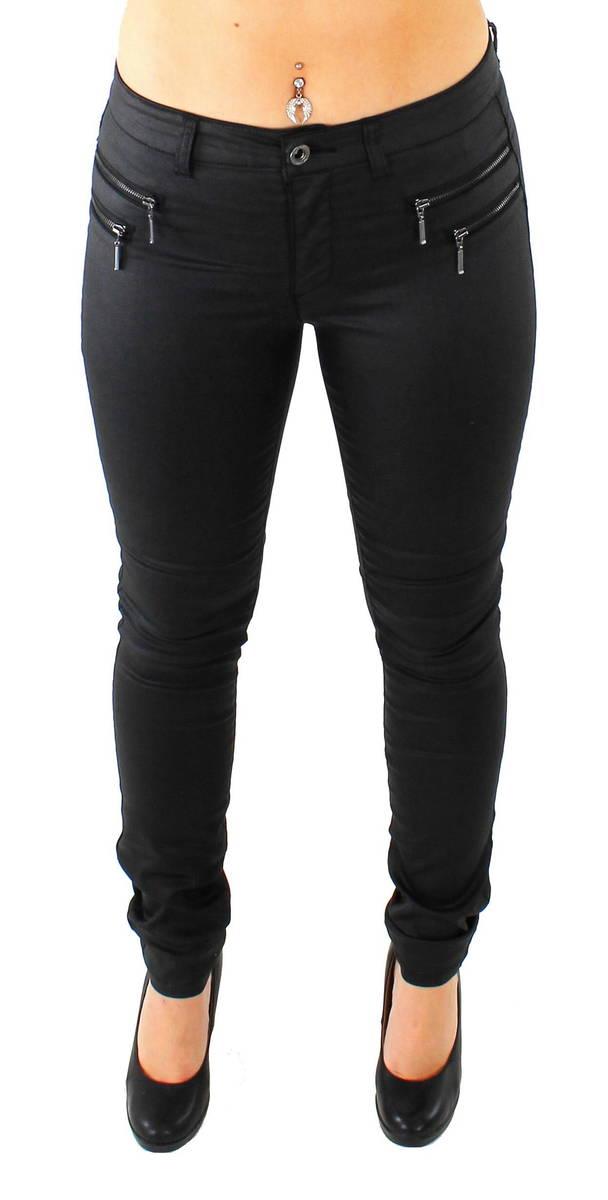 Only legginsit New Olivia coated musta - Housut - 114694 - 1 9af1db892d