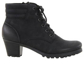 Rieker Ankle boots  Y8023-01 black - Ankle boots - 116714 - 1