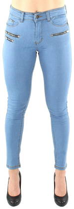 Ble Jeans push-up housut light blue - Farkut - 119714 - 1