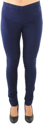 Pieces Leggings Funky Foxy dark blue - Leggings - 112654 - 1