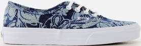 Vans Authentic indigo tropical - Tennarit - 116214 - 1