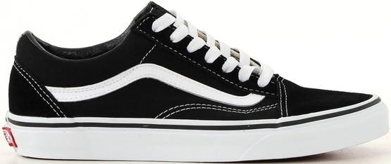 Vans Old Skool black/white - Tennarit - 116184 - 1