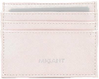 Nahkainen RFID korttilompakko suojaa maksukortit