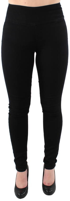Pieces legginsit highwaist musta - Legginsit - 118124 - 1