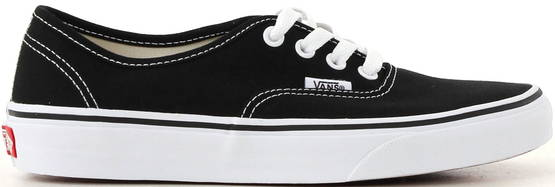 Vans tennarit Authentic musta - Tennarit - 120914 - 1