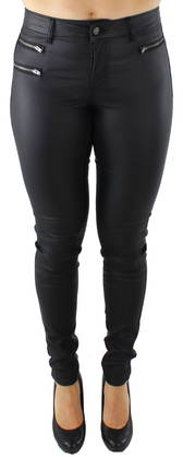 Vila Leggings Vicommit RW black - Jeans - 116605 - 1