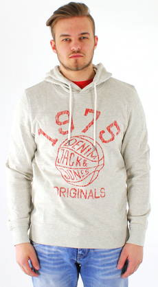 Jack&Jones Huppari Loyal sweat - Hupparit - 113935 - 1