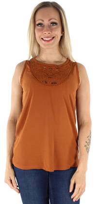 Toppi Only oranssi - Topit - 123905 - 1