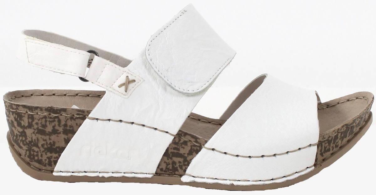 Rieker sandaalit 69272-80 valkoinen - Stiletto.fi verkkokauppa 22d96f15be
