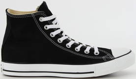 Converse All Star canvas Hi musta - Tennarit - 112716 - 1