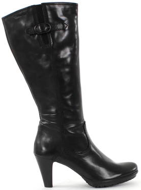 Nahkasaappaat Tamaris 25632-21 musta - Boots - 110646 - 1