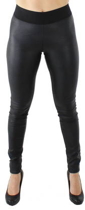 Only Legginsit Simple jane faux musta - Legginsit - 115406 - 1