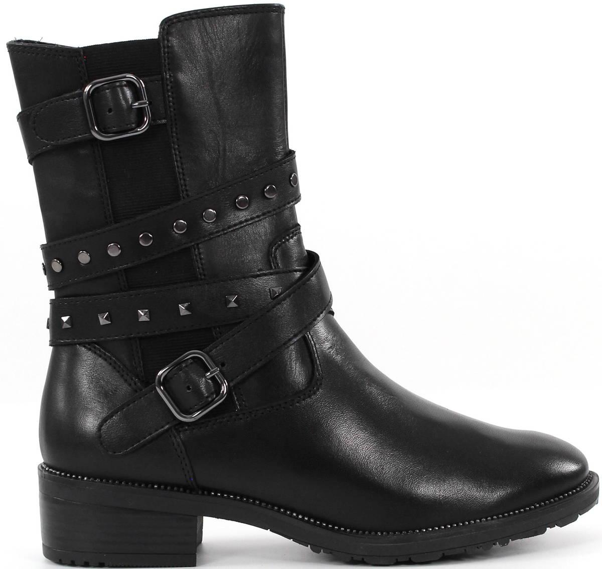 tamaris ankle boots 25031 29 black webstore. Black Bedroom Furniture Sets. Home Design Ideas