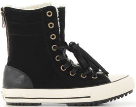 Converse All Star Ct hi-rise boot musta - Tennarit - 114807