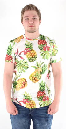 Jack&Jones Originals Jungle t-paita - T-Paidat - 119087 - 1