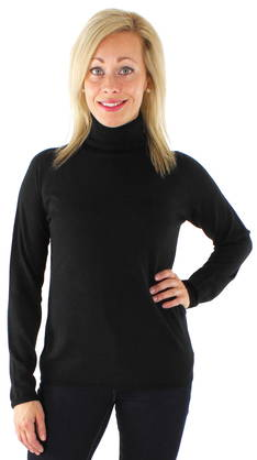 Only Neule Passion win l/s rollneck - Neuleet - 114797