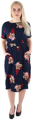 Vila Dress Wana flowers - Dresses - 118667 - 1