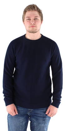 Jack & Jones Sweater Melvin deep blue - Knitwear - 119237 - 1