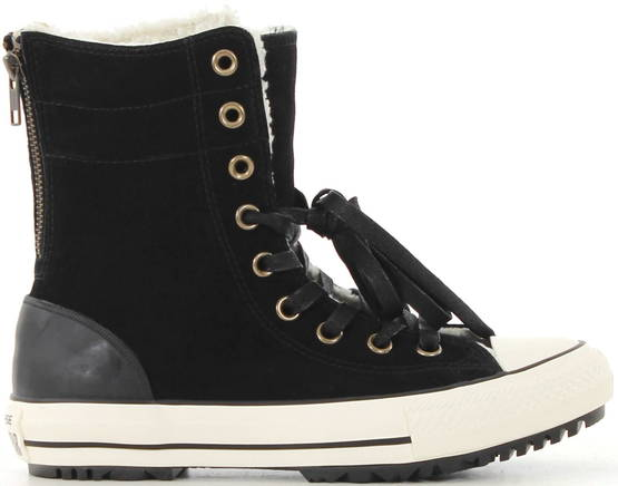 Converse All Star Ct hi-rise boot musta - Tennarit - 114807 - 1