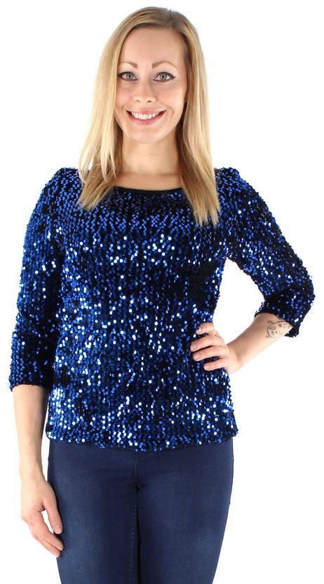 Only Blouse Confidence 3/4 - Party tops and shirts - 119807 - 1