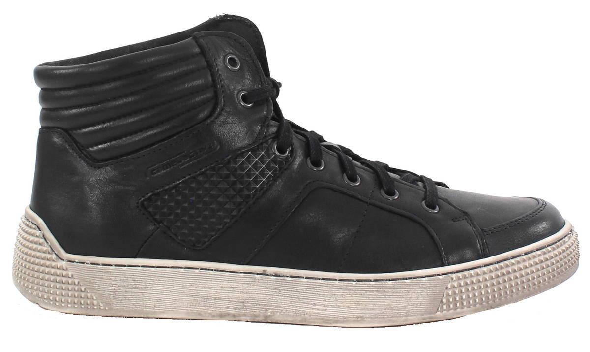 camel active hi top sneakers cocoon 4651101 black. Black Bedroom Furniture Sets. Home Design Ideas