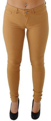Pieces Legginsit Just wear r.m.w tan - Legginsit - 115488 - 1